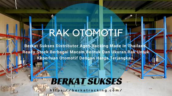 Banner Rak Otomotif