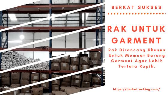 Banner Rak Untuk Garment