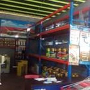 Rak Supermarket Bangunan Ready Harga Murah